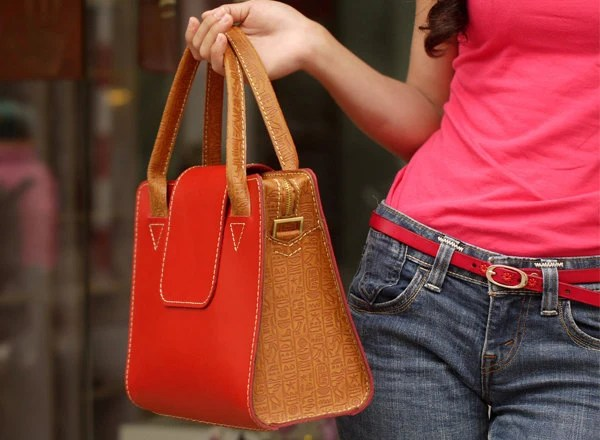 Leather Tote Bag (3)
