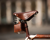 Large Bicycle Seat Bag - WalnutStudiolo