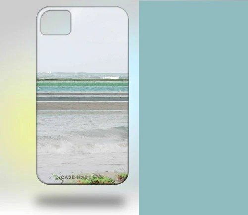 iPhone 4 Case: Puerto Rico Beach blue gray turquoise - Gallery32Photography