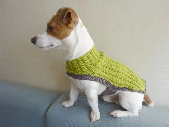 Dog Sweater / Dog Coat / Dog Clothes / Dog Costume /