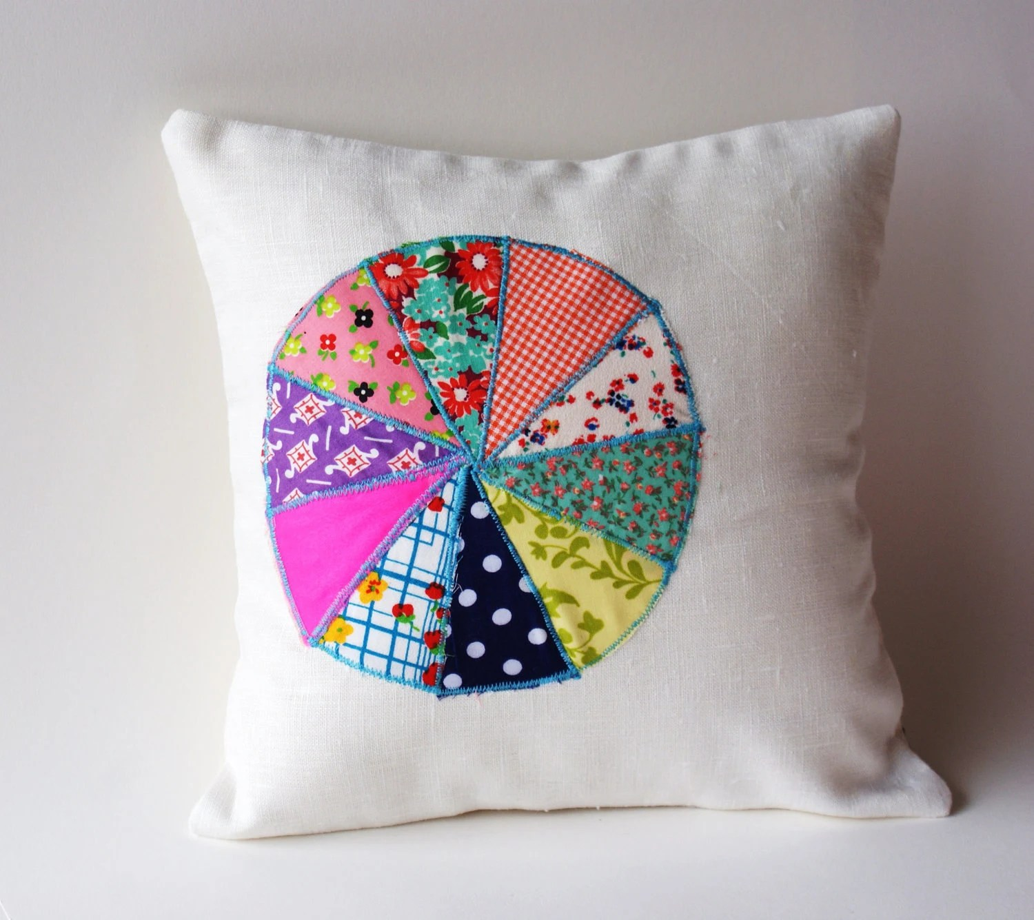 Funky Carousel, Pillow Cover