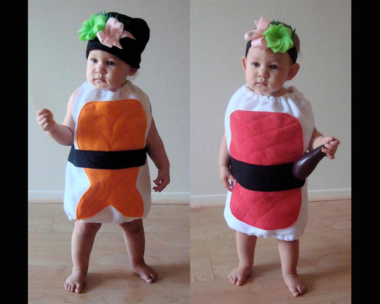 Baby Sushi Costume