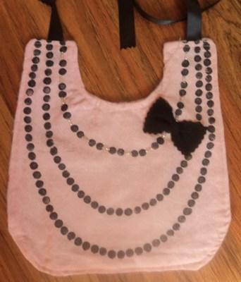 Dress-up bib