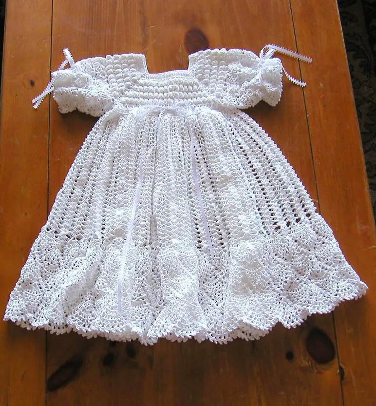 For Christening Blanket Knitting Pattern