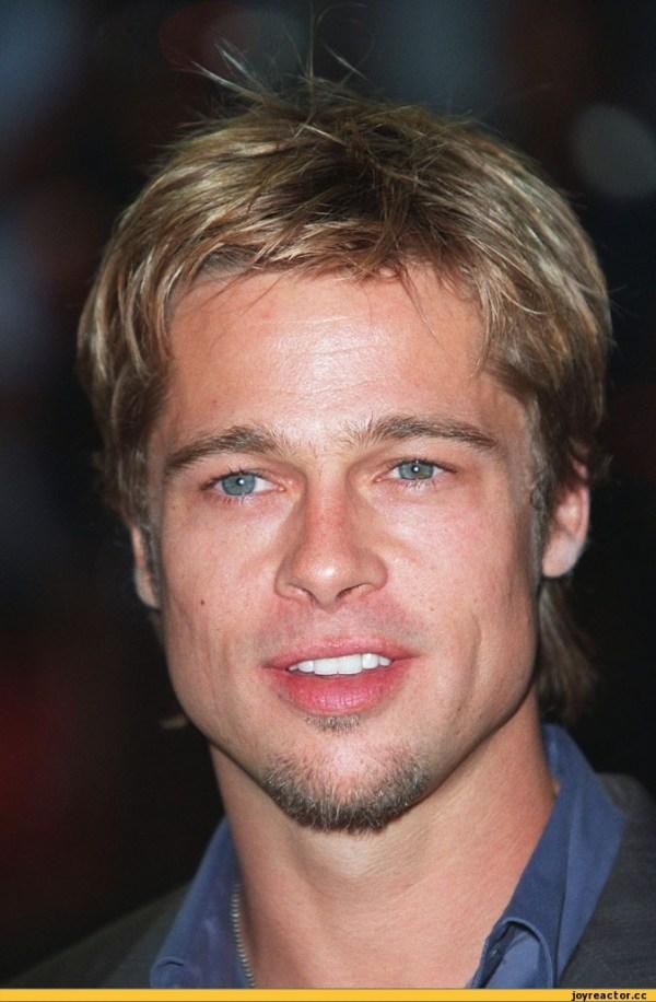 Брэд Питт Brad Pitt смешные картинки и другие приколы