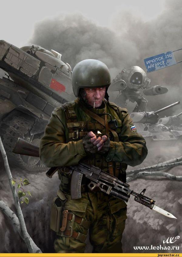 война :: картинки / смешные картинки и другие приколы ...