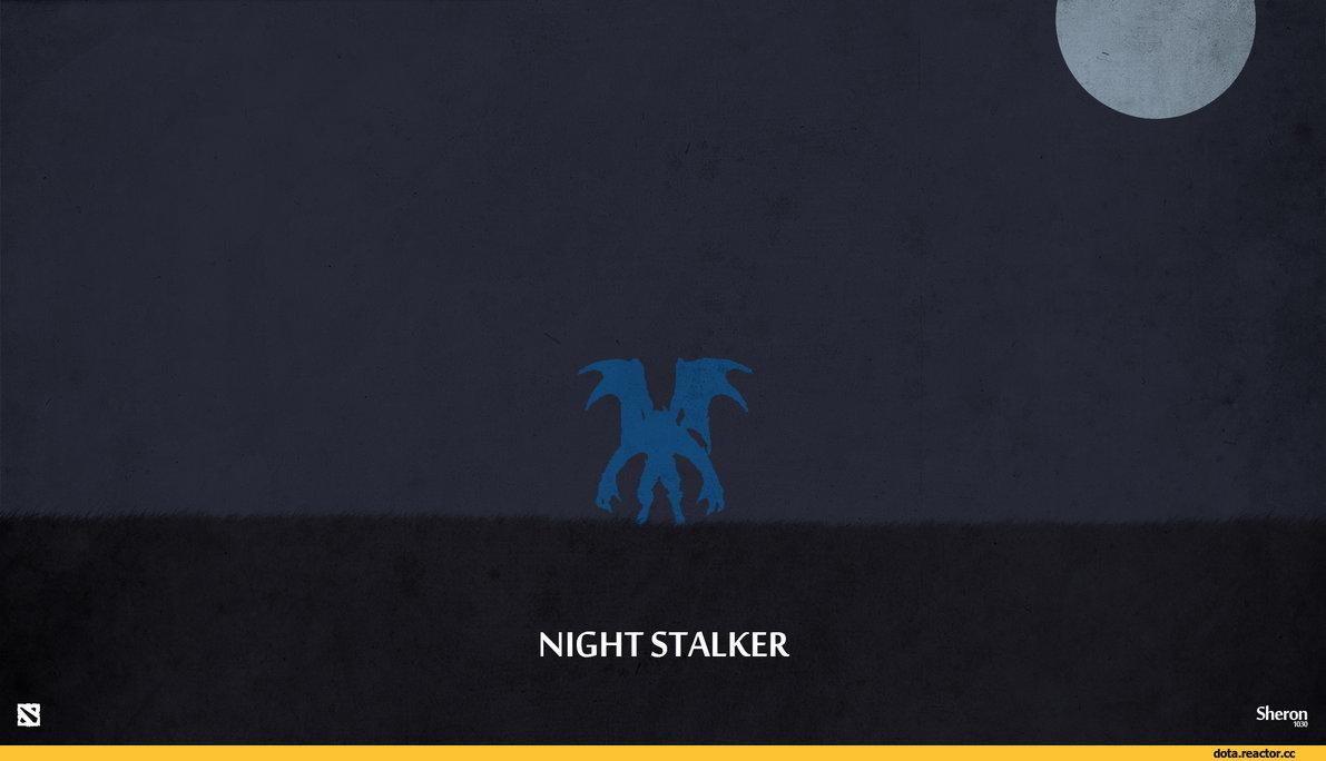 Night Stalker Dota 2