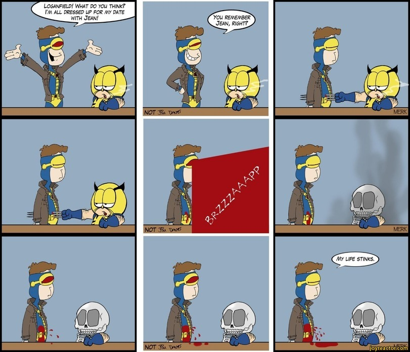 Cyclops Pictures And Jokes Marvel Fandoms Funny