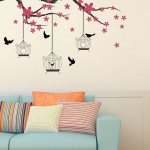Buy Online Bird Tree Wall Sticker Decal From Wall Decor For Unisex By Decor Villa For 357 At 49 Off 2020 Limeroad Com