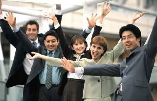 Фото счастливых людей