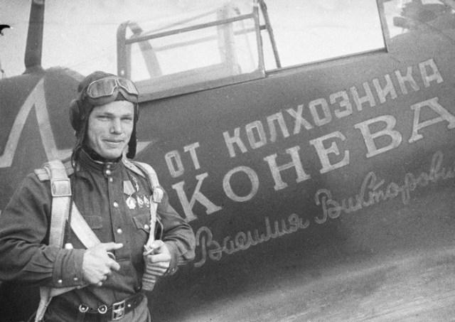 Заблуждения: советские летчики асы?