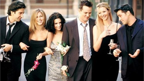 Как выглядят сегодня актеры сериала «Друзья»