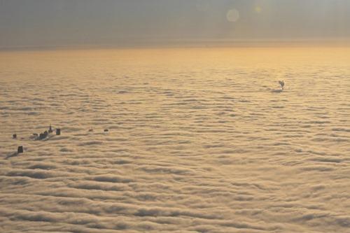 Туман над Варшавой