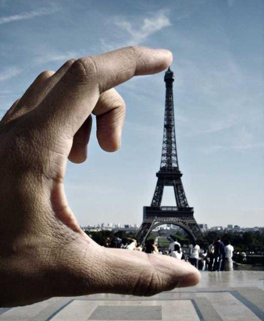 Невероятные картинки, сделанные без Photoshop (26 фото)