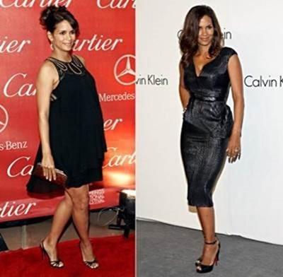 Голливудские мамочки. До и после (фото)