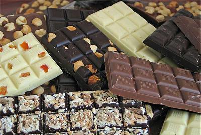 Шоколад в цифрах и фактах
