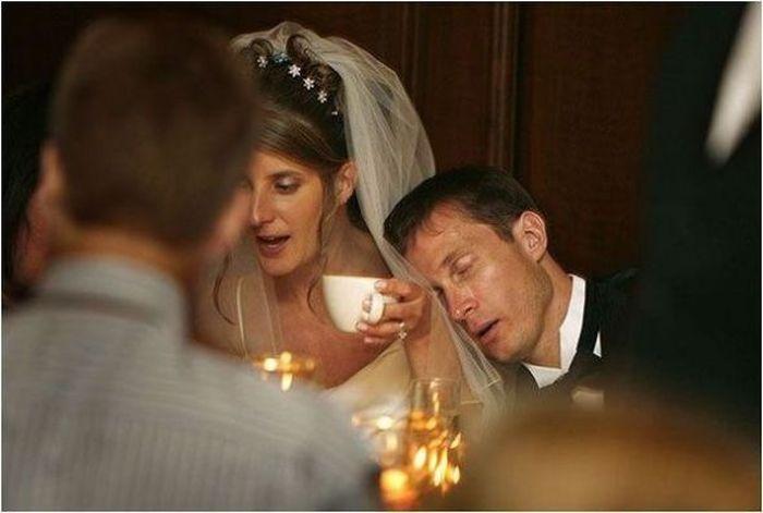 забавни сватби