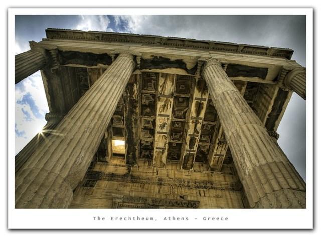 Греция. Исторические памятники и красоты природы (фото)