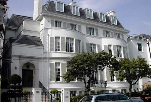 Вилла дочери Кучмы вошла в ТОП 10 самых дорогих домов мира