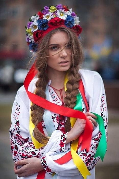 Картинки по запросу українки красиві фото