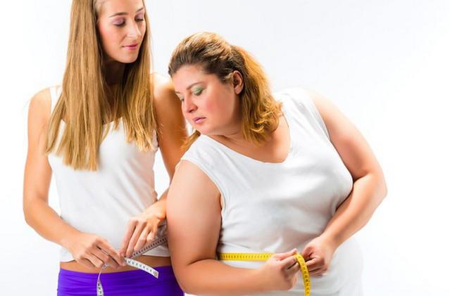 nu au putere de voință pentru a pierde în greutate)