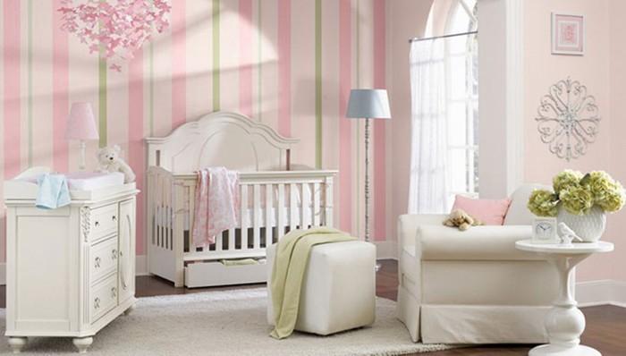 Комната для новорождённого: как обустроить