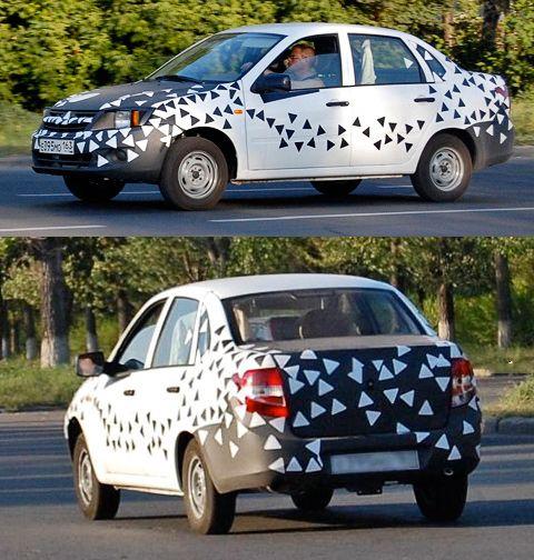 Быстрая, Возлюбленная, Веселая и другие имена новых моделей АвтоВАЗ