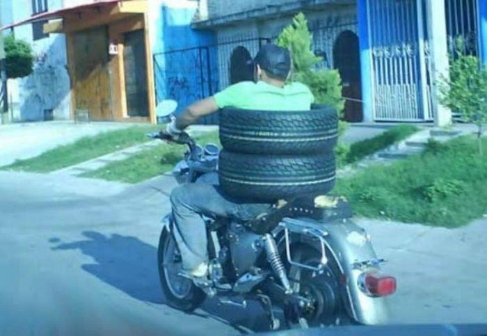 Изобретателен транспорт