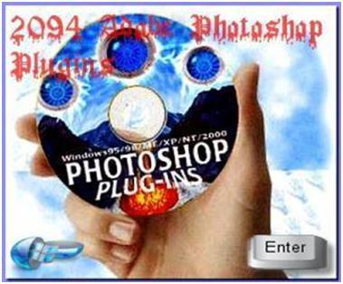 2094 плагина для Adobe Photoshop