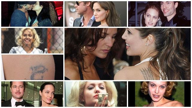 Анджелина Джоли. Разные фото