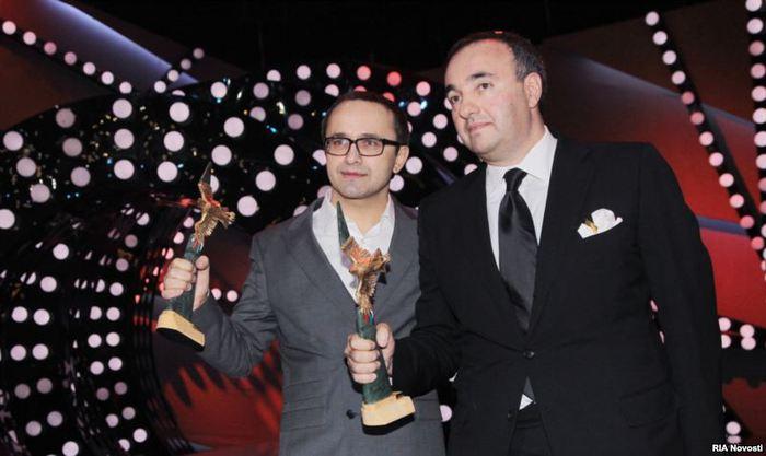 Кому вручили премию «Золотой орёл» в 2012 году