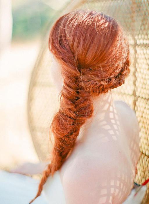 Оригинальные свадебные причёски— но согласно традициям