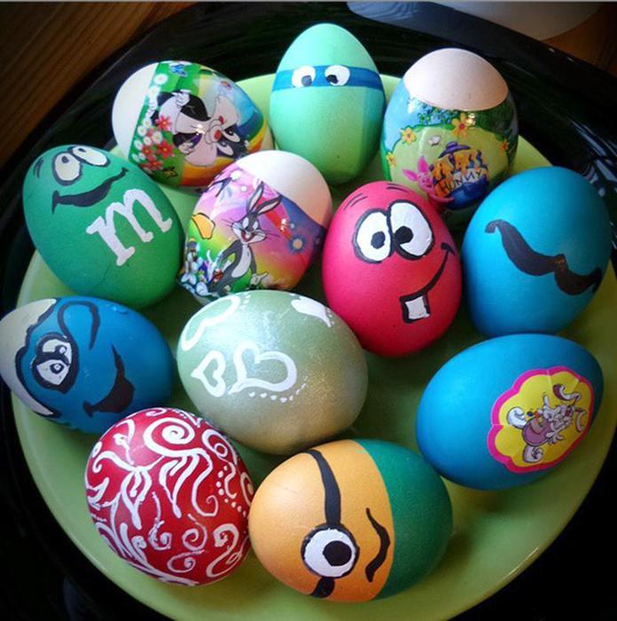 Духовные скрепы трещат по швам от таких идей! Самые оригинальные пасхальные яйца