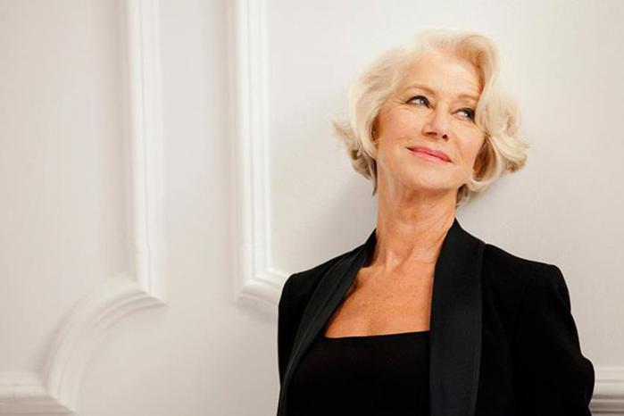 13 женщин в возрасте, великолепные «лица» известных брендов