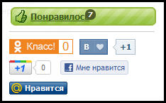 Как подключить Кнопку ВКонтакте к Понравилось ЛиРу. ApiID номер ВКонтакте для Liveinternet