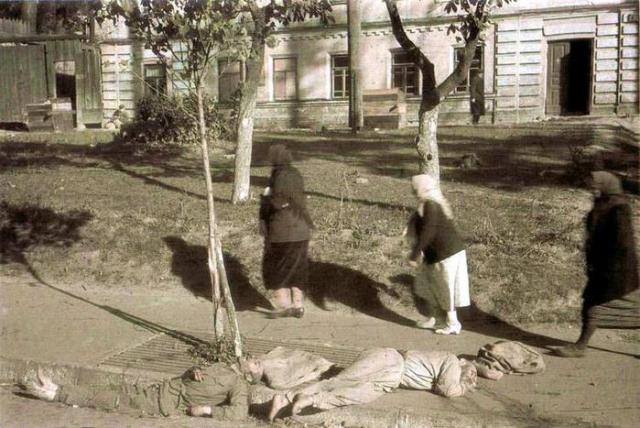 Киев во время оккупации