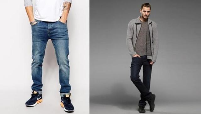 Стильные джинсы и джинсовый стиль. Полезные советы для мужчин