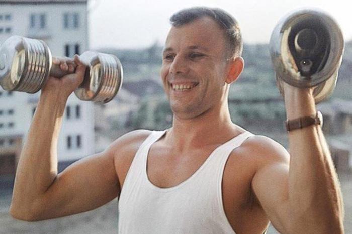 Фитнес в СССР