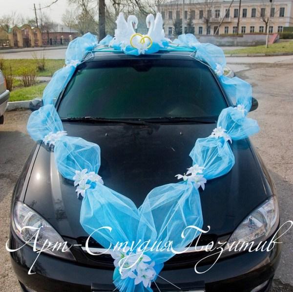 Свадьба.Часть первая.Как украсить свадебные машины ...