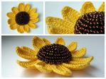 Preview crochet_sun_flower (700x525, 153Kb)