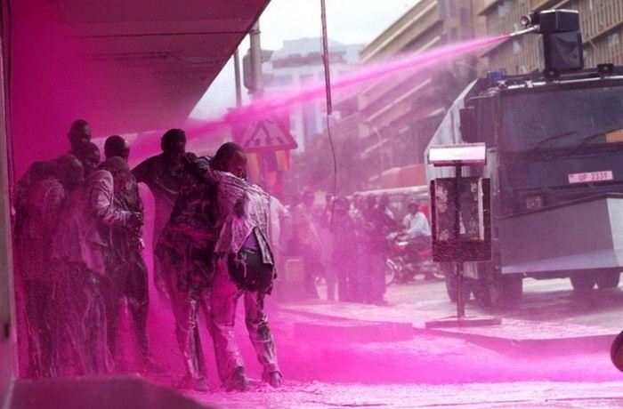 Красочные демонстрации