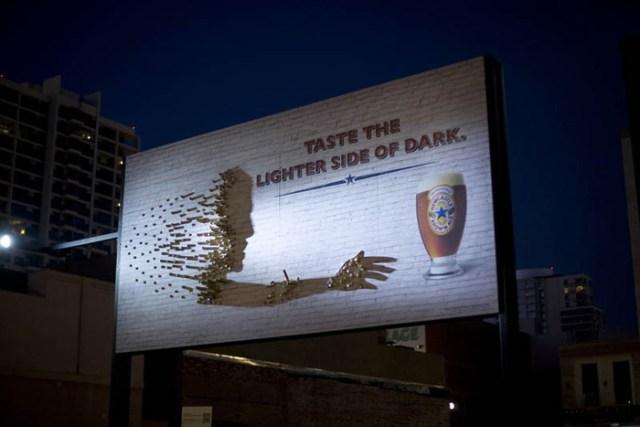 По настоящему креативные билборды