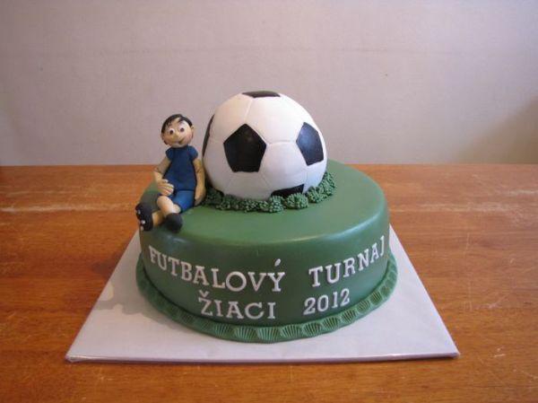 очень крутые торты с футболом - Футбол