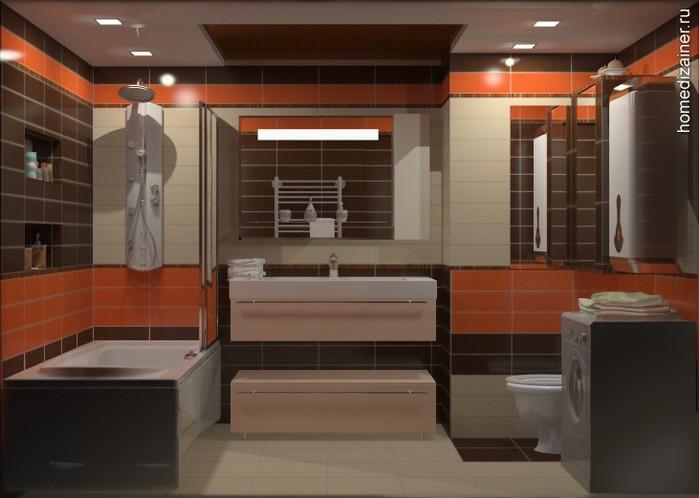 дизайн ванной комнаты онлайн 6