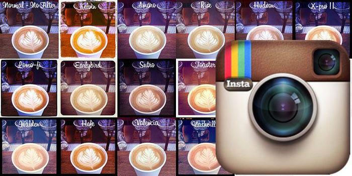 Уникальные фотографии пользователей Instagram (история приложения)
