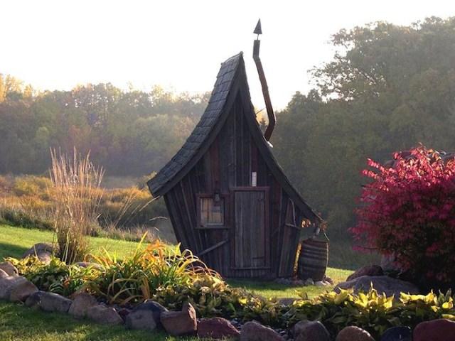 деревянные домики для дачи Дэн Поли 7 (700x525, 375Kb)