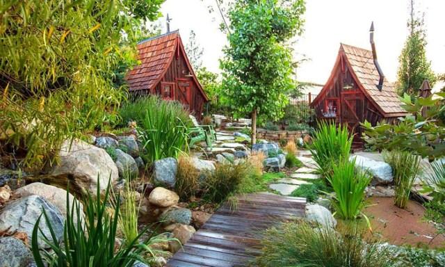деревянные домики для дачи Дэн Поли 9 (700x420, 466Kb)