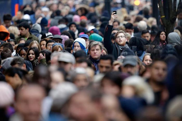 Правила поведения в толпе, которые спасут вам жизнь