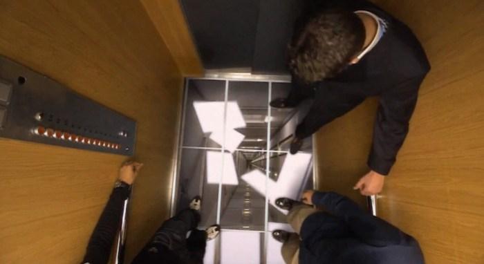 Лучшие иллюзии. Ужасный лифт от LG