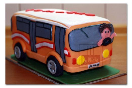 3D торты для мальчика. Автомобили. Обсуждение на ...